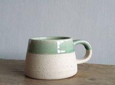 Green 'Stumpy Cups'