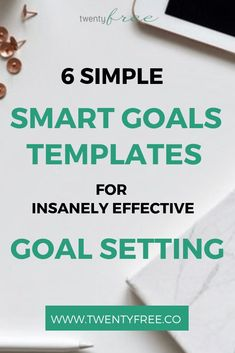 6 simple SMART lens models to make goal setting incredibly easy (and effective! Ways To Save Money, Make More Money, Money Tips, Money Saving Tips, Money Hacks, Budgeting Finances, Budgeting Tips, Career Goals, Life Goals