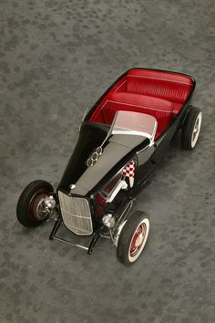 [Chip Foose, Foose Design]...  Gorgeous - I'm just going to sit here a moment and dream a while