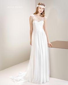 Vestido novia Jesús Peiró Ref.7006