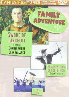 Sword of Lancelot / The Adventures of Robin Hood / The Emerald Isle
