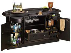 howard miller bar devino wine cabinet and bar