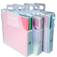Paper Organization and Storage with Totally-Tiffany Paper Handlers Corner Storage, Craft Room Storage, Wall Storage, Hidden Storage, Craft Rooms, Storage Ideas, Creative Storage, Storage Solutions, Scrapbook Paper Organization