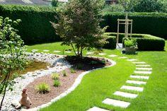 Bepflanzungen, Gartenbepflanzungen, Gräser, Bäume, Innviertel, Ried i.I.