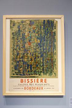 """""""Bissière : figure à part"""" Musée des Beaux-Arts, Bordeaux http://www.station-ausone.com/evenements/roger-bissiere-1886-1964-figure-part/"""