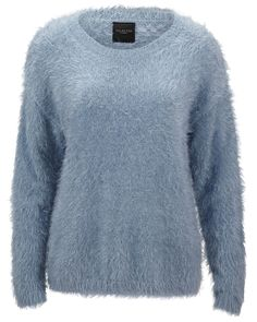 We <3 this fluffy jumper