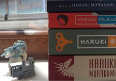 E u d â i m o n i â ▲ Haruki Murakami, Usb Flash Drive, Packing, Bag Packaging, Usb Drive