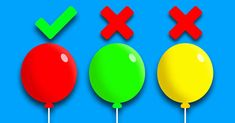 zebratests.com – Best place for kids to play games and learn. Yellow Balloons, Red Balloon, Learning Colors, Kids Learning, Games For Kids, Games To Play, Relationship Test, Flower Png Images, Test Games
