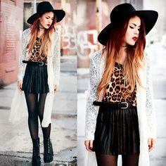 Lua P. - Leopard & Leather