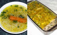 W Mojej Kuchni Lubię.. : szybkowar-rosół i galaretka z drobiu mieszanego......