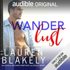 Narrated by Richard Armitage and Grace Grant — a breathtaking new romance from New York Times best-selling author Lauren Blakely that will sweep you away! A British accent is my weakness. Good thing I can avoid that kind of temptation in my new job… British Accent, 1 News, Richard Armitage, Feeling Loved, New Job, New York Times, Itunes, Audio Books, Romance