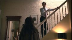 Burke stairway on White Collar