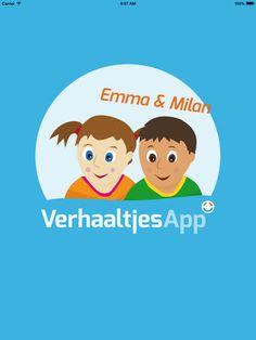 De verhaaltjesapp - Een app voor papa's, mama's, opa's en oma's en ieder ander die wil voorlezen aan peuters en kleuters.