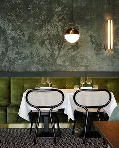 WEBSTA @ lucdesign - Restaurant – La Forêt NoireLyon Claude Cartier…