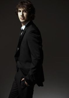 Josh Groban. I love this guy! He is so inspirational and he has the most amazing voice!