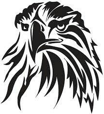 Stammes-Hawk-Kopf-Tattoo – Just another WordPress site Animal Stencil, Stencil Art, Stencils, Eagle Tattoos, Tribal Tattoos, Tribal Eagle Tattoo, Polynesian Tattoos, Falke Tattoo, Transférer Des Photos