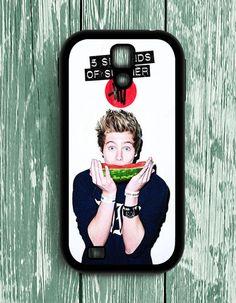 5 Second Of Summer Band Luke Hemmings Samsung Galaxy S4   Samsung S4 Case