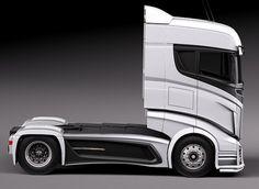 new load trucks 2016 - Căutare Google Trailers, Future Trucks, Truck Design, Semi Trucks, Automotive Design, Cool Trucks, Recreational Vehicles, Transportation, Racing