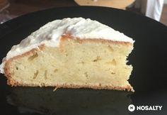 Görögjoghurtos piskóta mézes-joghurtos krémmel Cornbread, Vanilla Cake, Cheesecake, Ethnic Recipes, Food, Millet Bread, Cheesecakes, Essen, Meals