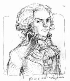 Robespierre doesn't cuddle by suburbanbeatnik.