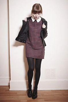 Pretty Outfits, Fall Outfits, Cute Outfits, Fashion Outfits, Womens Fashion, Preppy Fashion, Gothic Fashion, Teenager Fashion Trends, Top Mode