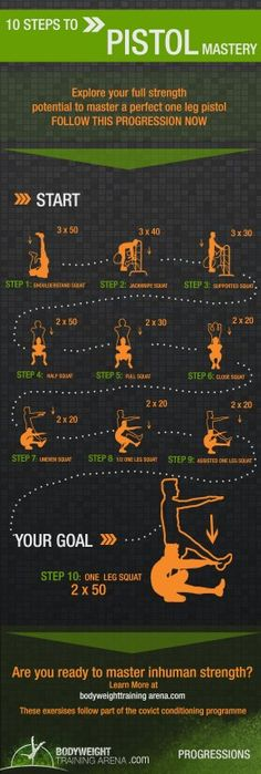 I can't do these yet, not even with the aid of the rope!  But I will! pistol squat  WOD