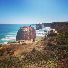 #호주 #멜번 #그레이트오션로드 #12사도 #자연 #웅장 #여행스타그램 #바다 #australia #melbourne #greatoceanroad #12apostles #beautiful #amazing #nature #love #travel #enjoy #life 자연의 위대함!! 너무 멋지다  by youngeun1117 http://ift.tt/1ijk11S