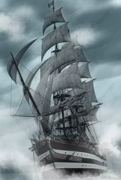Pirate-sailing-ship | erwinnavyanto.in