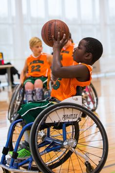 https://flic.kr/p/21kjdQg | Jr. Pacers Wheelchair Basketball Home Tournament @ Mary Free Bed YMCA - Nov 4, 2017
