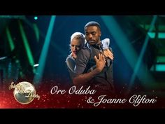 Claudia & AJ Quickstep to 'When You're Smiling' by Andy Williams - Strictly Come Dancing 2016 - YouTube
