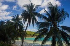 entrando en white beach de port barton filipinas