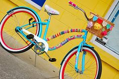May just do this to my vintage bikeybickle!....Q