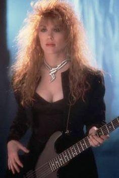Nancy Wilson Hot