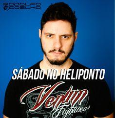 Sábado Dj Rodolfo Coelho no Heliponto - http://www.baladassp.com.br/balada-sp-evento/Heliponto-Bar/189