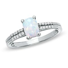 I think opal is one of the most beautiful stones. Just might have to get this.