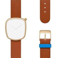Pebble 05 wrist watch by Bulbul.