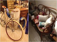 AND COMPANY   Jay and I found this tremendously beautiful shoppe in Florence Italy on our honey moon. Founded by a husband and wife design team,  is a DIY dream come true. From refurbished antique bikes, screen printed typographic tea towels to beautifully designed table ware, leather goods and stationery...they are the coolest!
