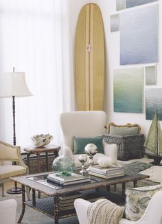 Love this palette. Love the room.  Photo from 'Patina Style' by Brooke & Steve Giannetti.
