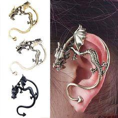 - Style: Trendy - Earring Type: Clip Earrings - Item Type: Earrings - Shapepattern: Animal - Fine or Fashion: Fashion
