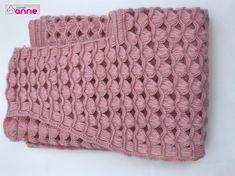 Blanket, Crochet, Anne, Fashion, Moda, Fashion Styles, Ganchillo, Blankets, Cover