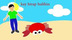 Tong, Tong, Tong (The Crab - Filipino / Tagalog Children's Song)