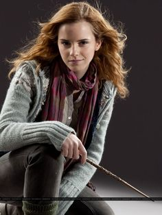Hermione Granger is definitely the person I could most relate to in Harry Potter