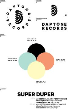 Daptone Records Rebrand on SVA Portfolios