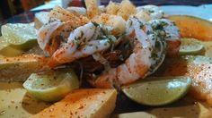 Deleita tu paladar en cocina #mar y #tierra #LaCabañaDeQuirino #AtotonilcoElGrande, gran variedad de #platillos