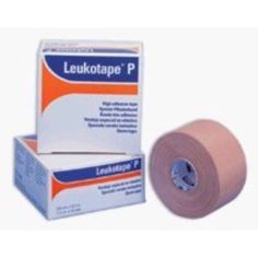 Leukotape® P Combo Pack. Leukotape P Combo Pack. Great for Patellofemoral pain syndrome & Shoulder Taping. Includes: Leukotape P Sportstape Inches X 15 Yards and Cover-Roll Stretch Non-Woven x 10 yards. Shoulder Problem, Kinesiology Taping, Wound Care, Sports Medicine, Health And Beauty, Adhesive, Tape, Health Care, Medical