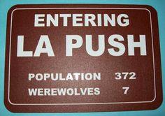 La Push - Twilight Saga: New Moon