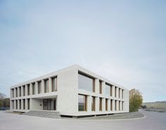 wittfoht architekten bda - Project - Administrative and Social Building Karl Köhler
