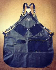 Search and Rescue Denim Co - Premium Aprons Hairstylist Apron, Salon Aprons, Barber Games, Barber Apron, Work Aprons, Custom Aprons, Leather Apron, Sewing Aprons, Search And Rescue