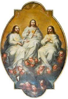 Santíssima Trindade Paróquia de Santiago, Puente la Reina-Espanha