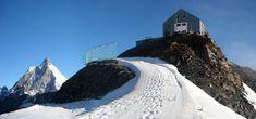 Theodul Pass Mountain pass in Europe Shawn Frank